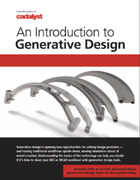 Generative Design - Cadalyst Guide-Cover