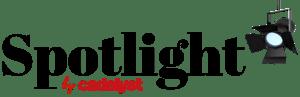 Spotlight logo-black