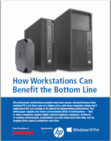 How Workstations Can Benefit the Bottom Line - cover image